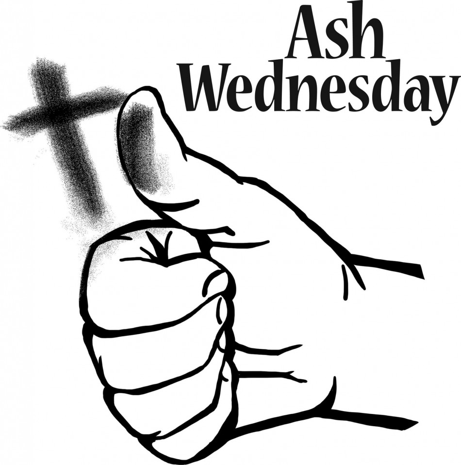 ash wednesday coloring pages - photo#1
